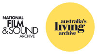 Logo - National Film and Sound Archive