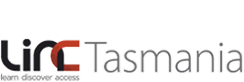 Logo - State Library of Tasmania