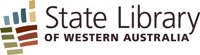 Logo - State Library of Western Australia